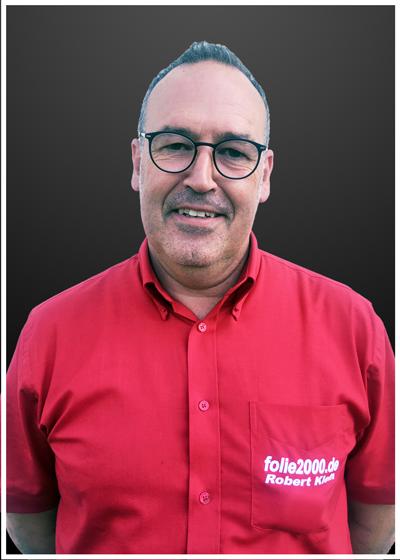 ROBERT Klein Seit 1991 Freude an der Arbeit mit Folien